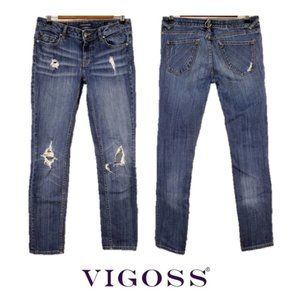 VIGOSS JEANS - THE THOMPSON TOMBOY